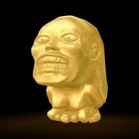 Goldenidol